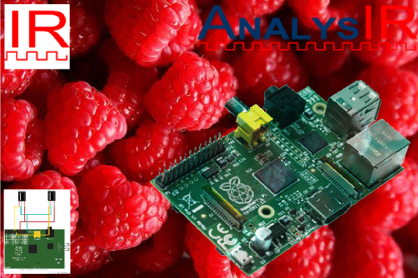 Rasberry Pi tight integration with AnalysIr and  LIRC