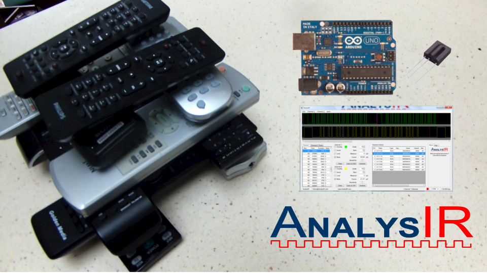 Arduino 10 common pitfalls with Infrared Remote Control, AnalysIR blog