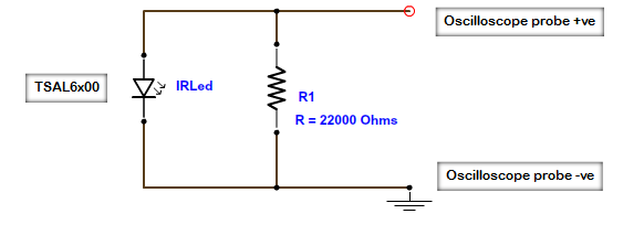 Silver Bullet Infrared Receiver circuit diagram