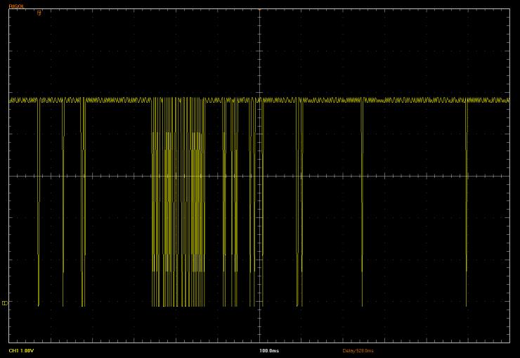 Infrared receiver showdown - TSOP34438 vs VS1838B