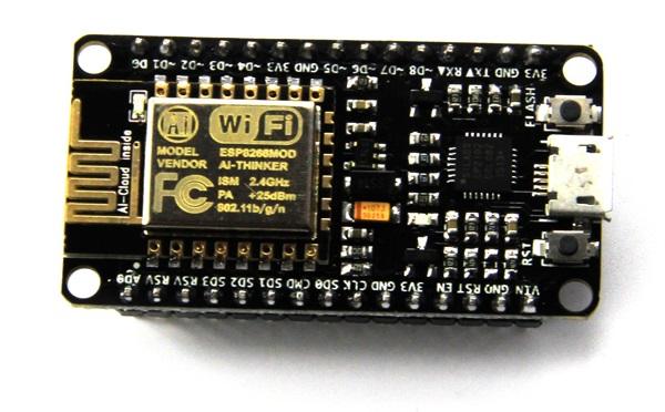 ESP8266 NodeMCU Infrared decoding with AnalysIR