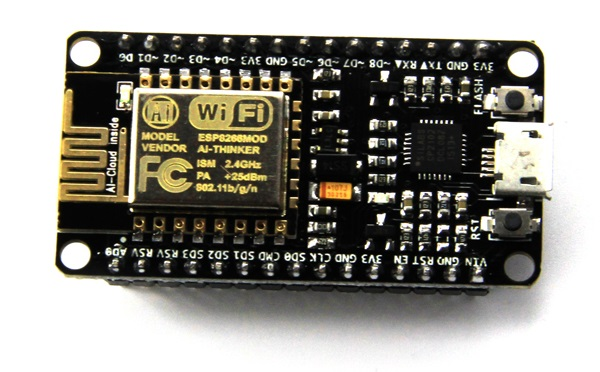 ESP8266 NodeMCU Infrared decoding with AnalysIR