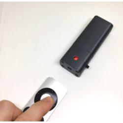 DetectIR 3D Enclosure via Thingiverse