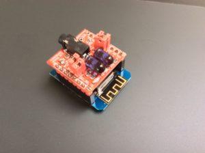 A.IR Shield ESP8266/ESP32 Tx for AnalysIR