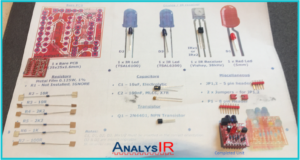 DIYIR Components Photo