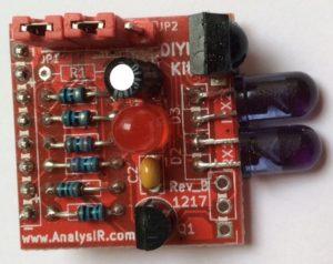 DIYIR soldered2