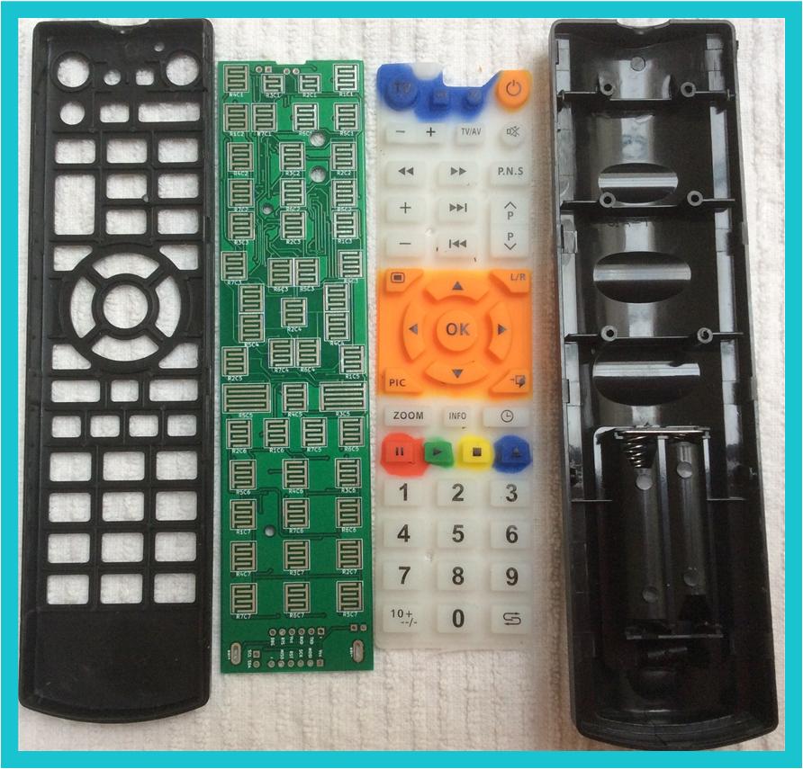 KontroLIR - the first Arduino compatible IR remote control