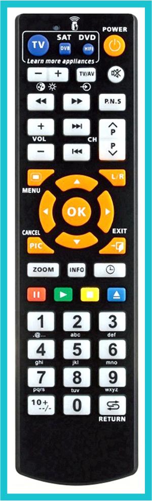 myRemoteIR_photo_top KontroLIR - Arduino compatible IR remote control